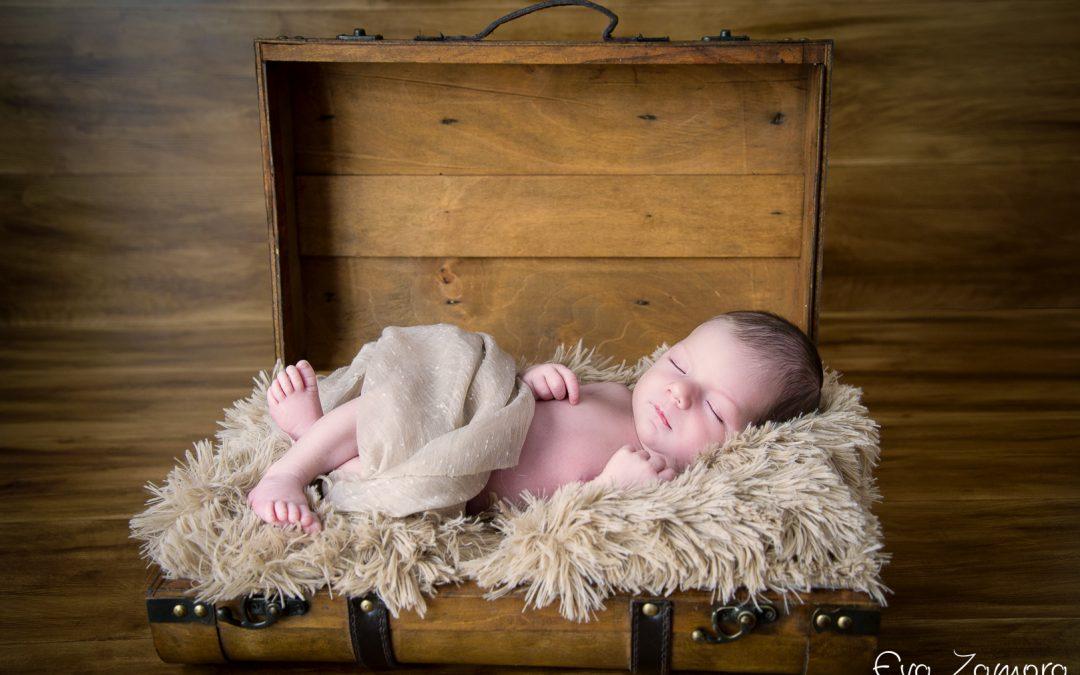 Sesión recién nacido: Nico, 10 días