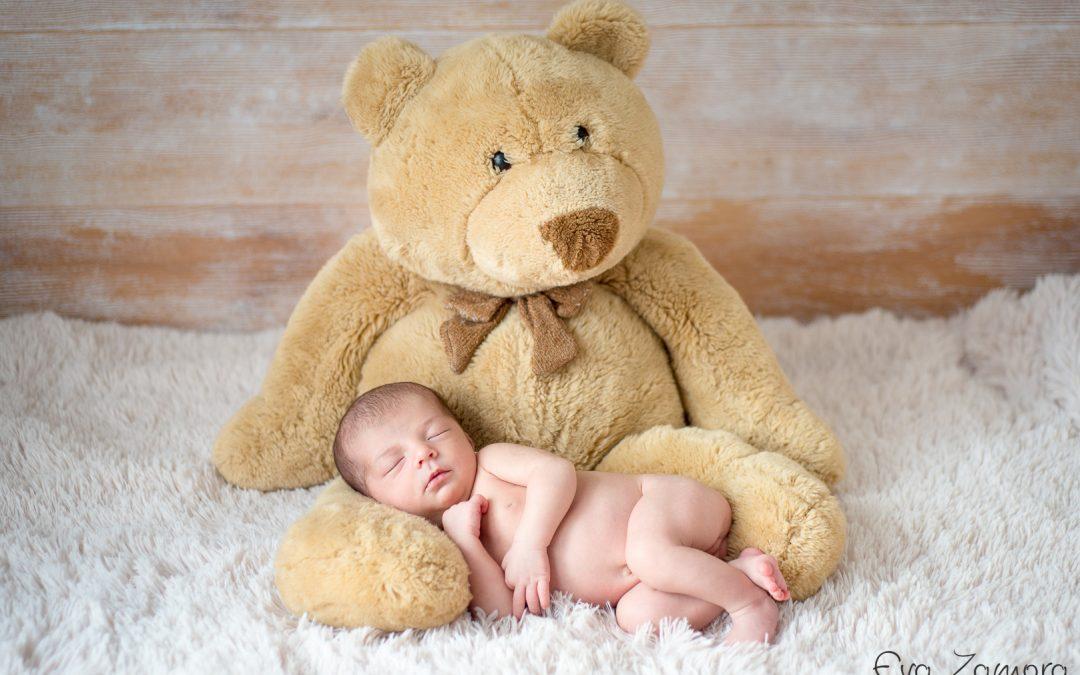 Sesión recién nacido: Emma, 12 días