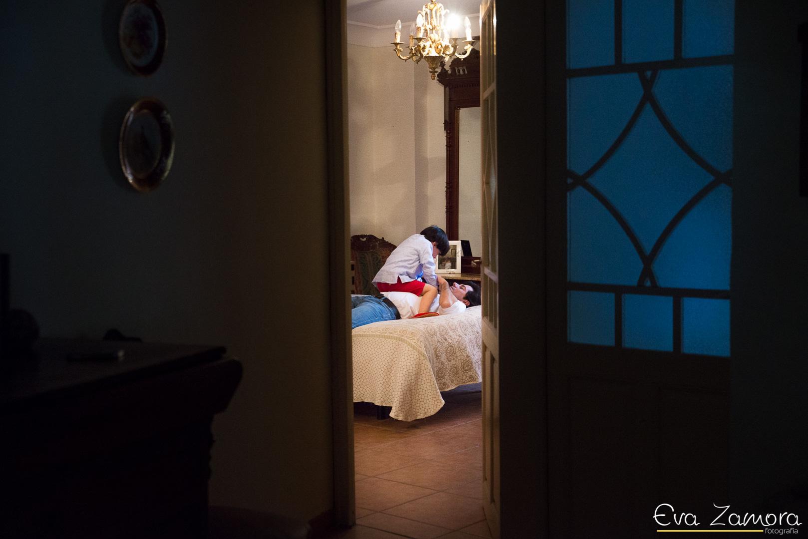 Reportaje de familia_EVA ZAMORA fotografía